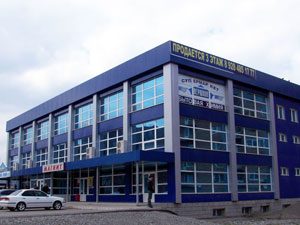 Строительство торгового комплекса